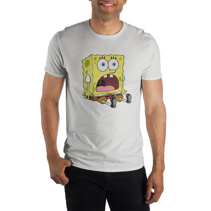 "SpongeBob SquarePants ""Amazed"" Short-Sleeve T-Shirt"