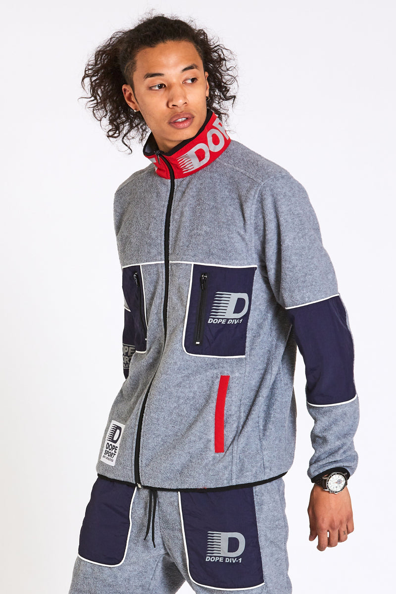 Apex Fleece Jacket