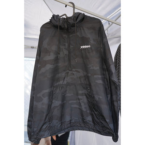 Trophies Lightweight 5Star Windbreaker - Black Camo