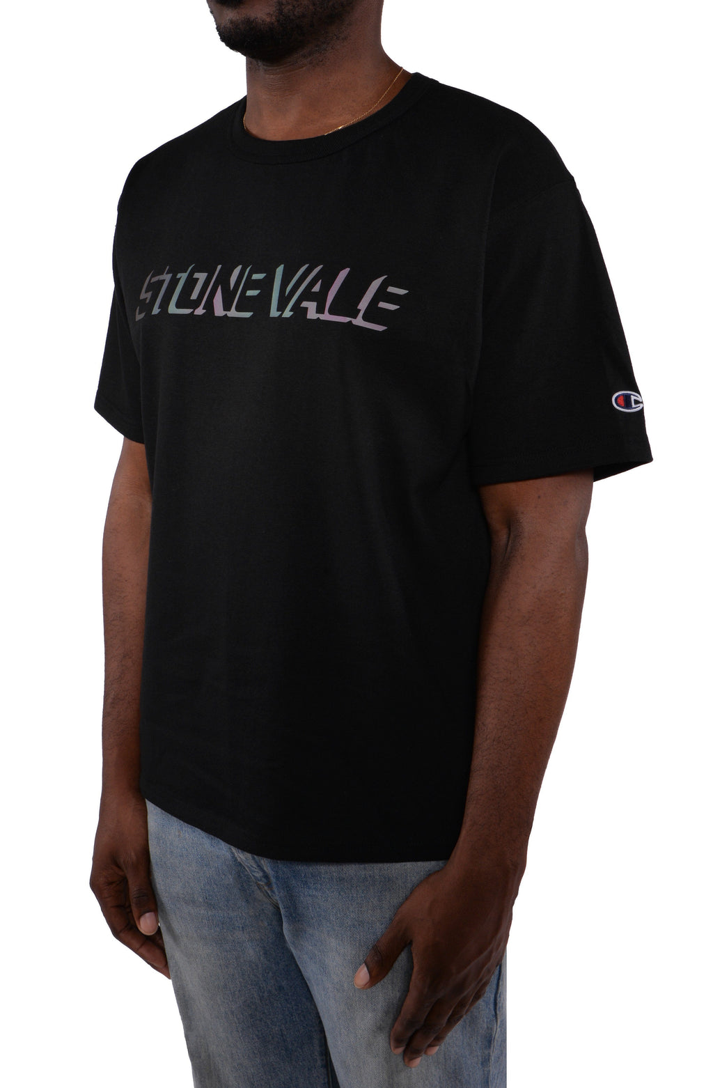 StoneVale Blocked Out Reflective Hologram Champion Heritage Crew