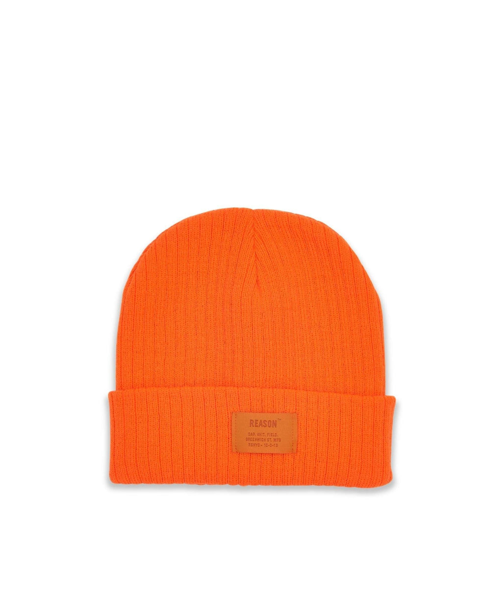 TONAL CORE BEANIE - ORANGE