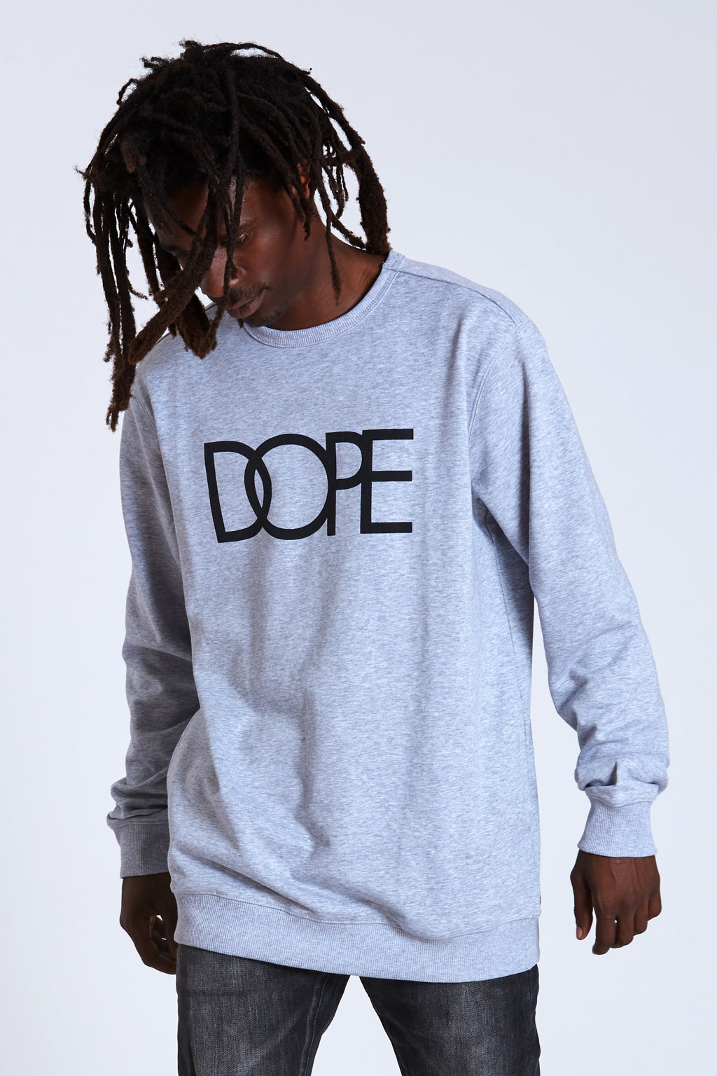 Logo Terry Crewneck