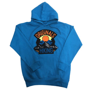 Originals Hiking Series Hoodie in Clearwater