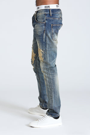 Fatigue Denim