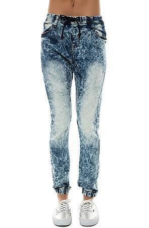 Pearl Jeans Collection Skinny Jeans (Ice Blue)