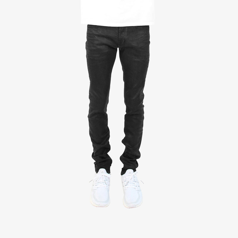 M44 Stretch Denim - Black