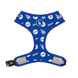Los Angeles Dodgers x Fresh Pawz | Adjustable Mesh Harness