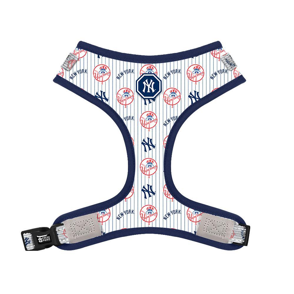New York Yankees x Fresh Pawz | Adjustable Mesh Harness
