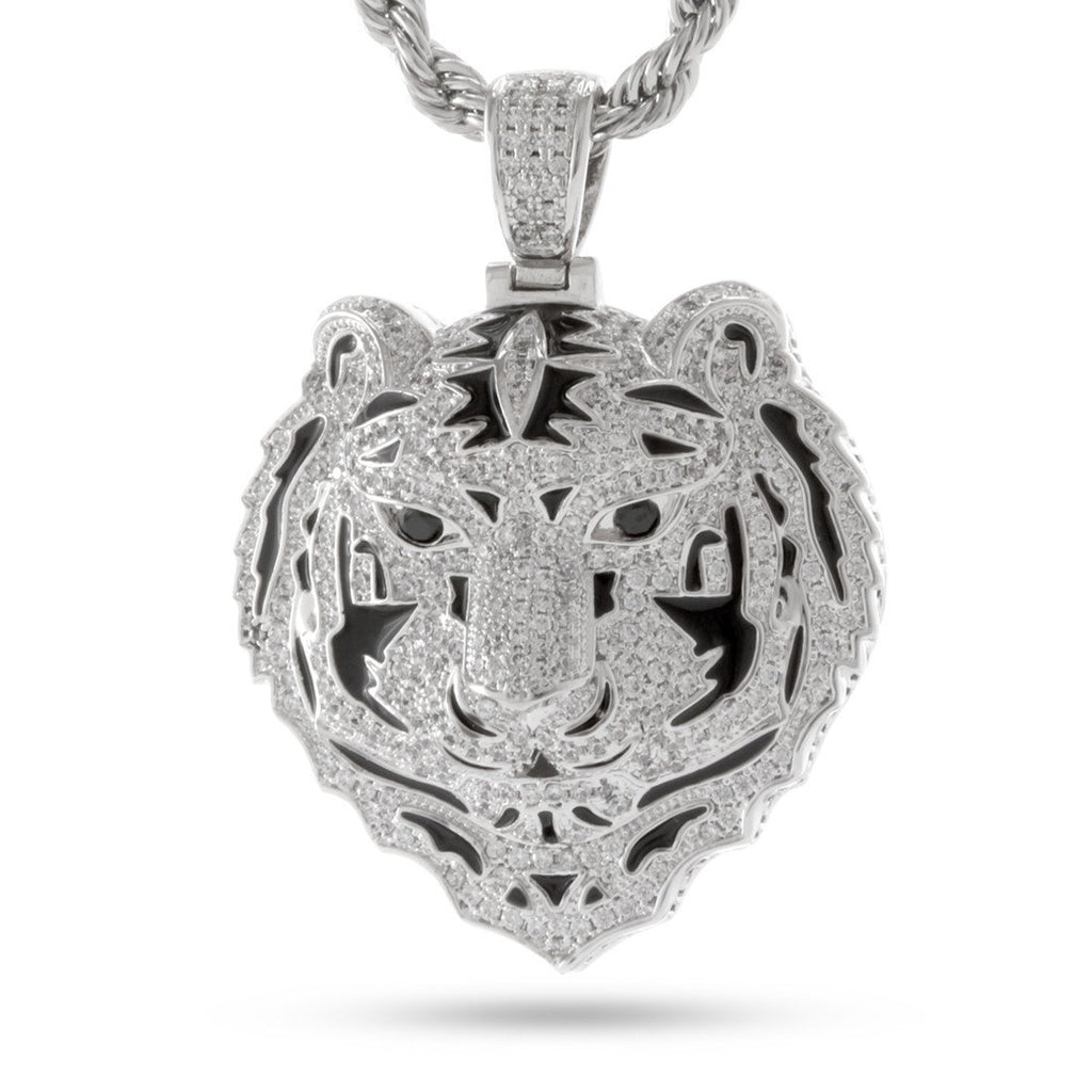 The Bengal Tiger Necklace  - Designed by Snoop Dogg x King Ice