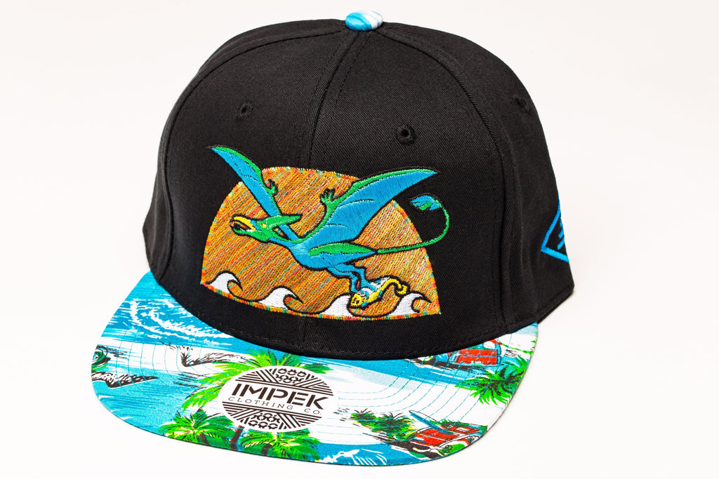 Primal Isle Snap Back Hat -Atol Edition