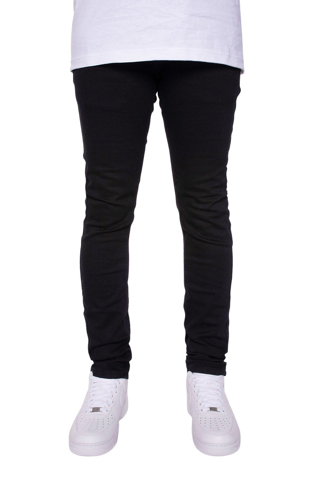 Victor Skinny Jeans in Black