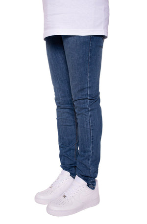 Victor Skinny Jeans in Classic Blue