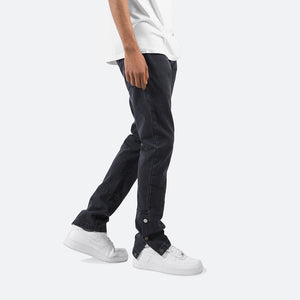 S2 Snap Denim - Black