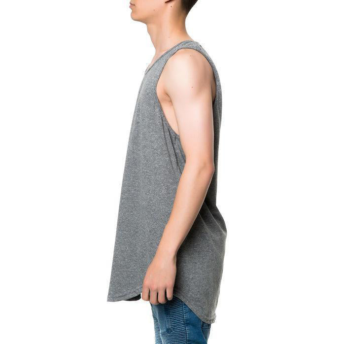 CB Tall Tank (Soild Grey)