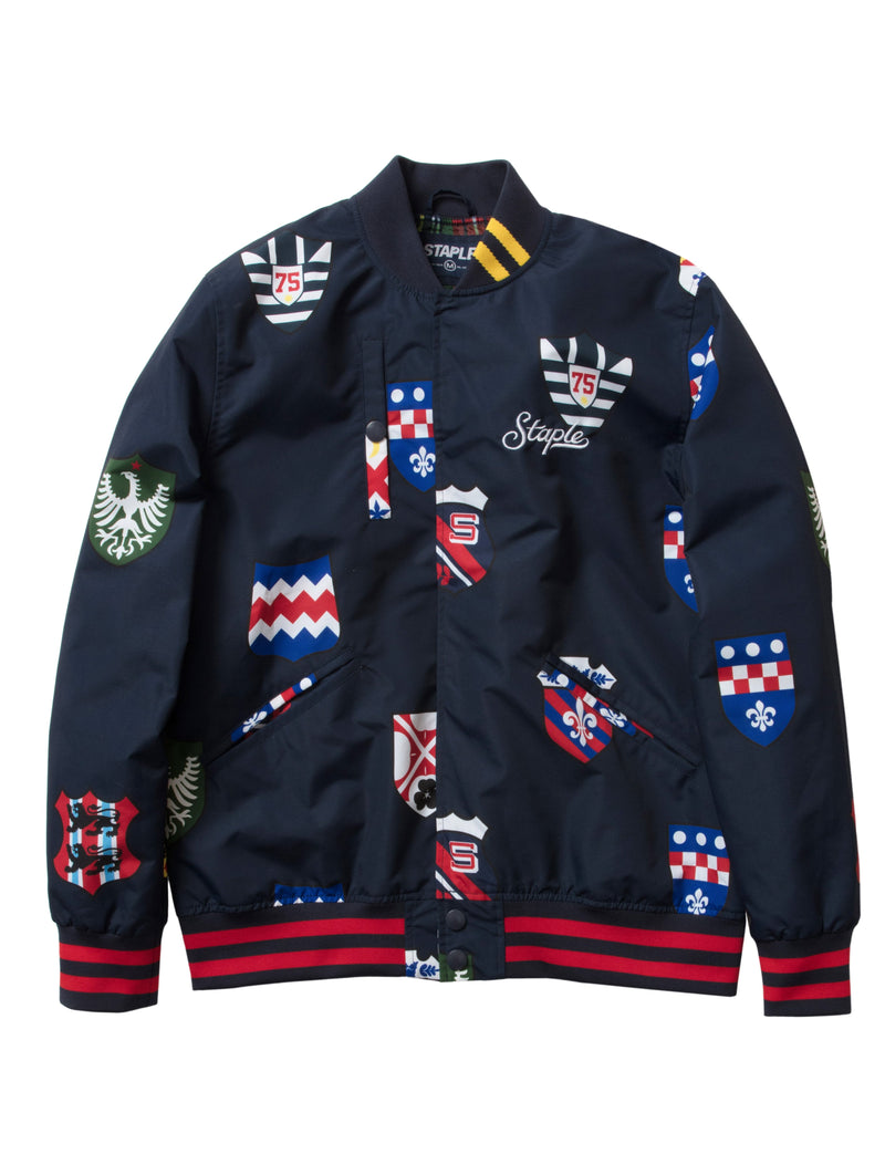 Shield Baseball Jacket
