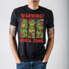 Tmenst Warning! Ninja Zone T-Shirt