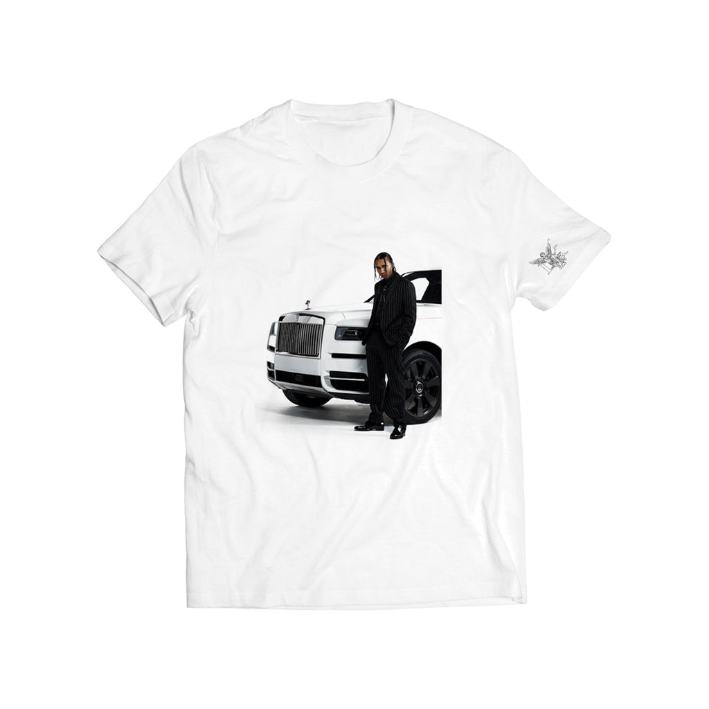 Legendary Album CAR Shirt