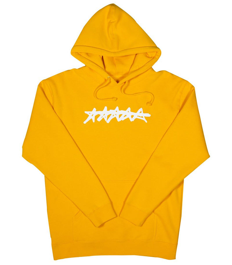 Trophies 5Star Hoodie - Yellow