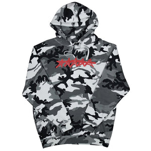 Trophies 5Star Hoodie - Snow Camo