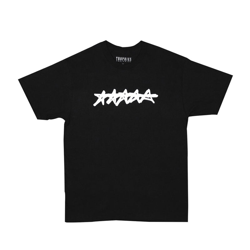 Trophies 5Star Tee - Black