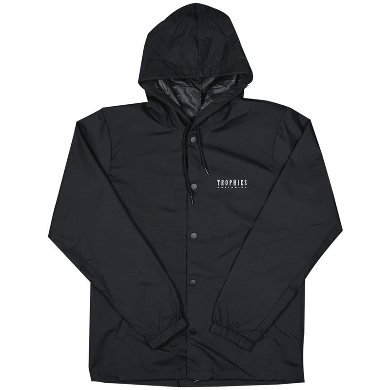 Trophies 5Star Rain Jacket - Black