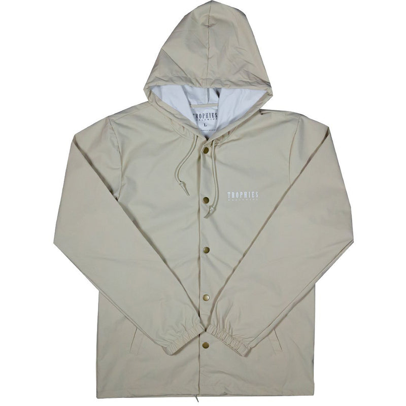 Trophies 5Star Rain Jacket - Khaki