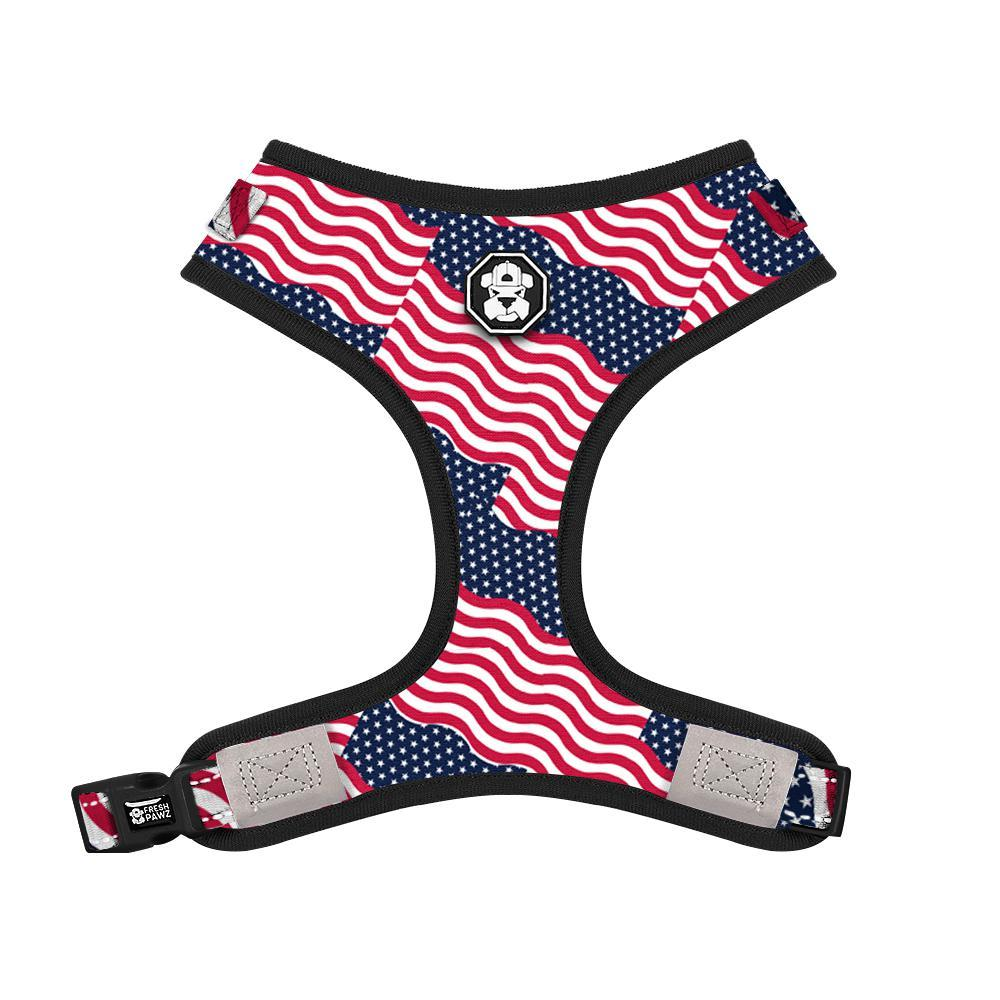 The Patriot | Adjustable Mesh Harness