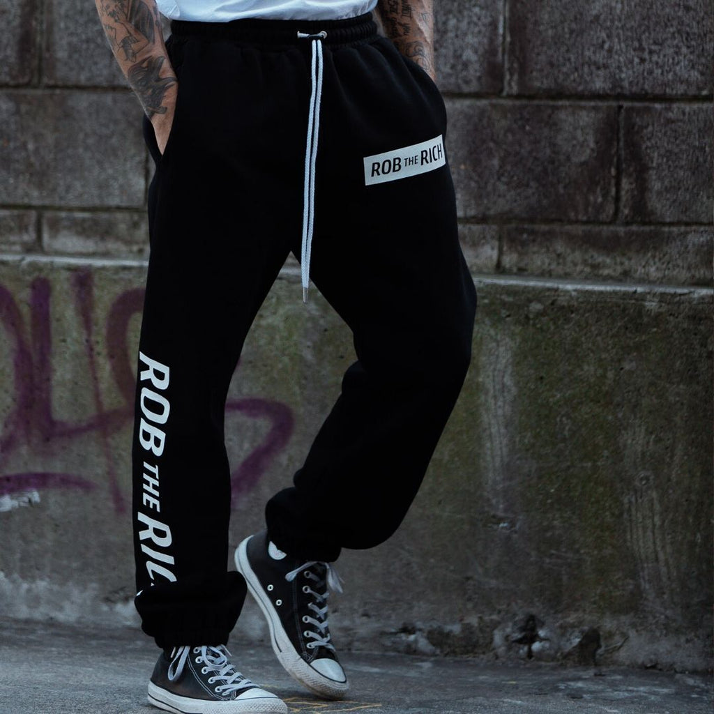 Day One Sweats - Black
