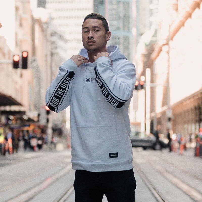 Game Changer Hoodie - White