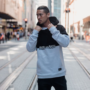 Switch Hoodie - Black/White