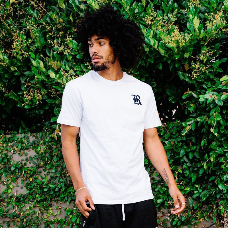 Back to Basics Tee - White