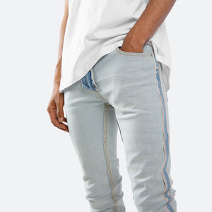 X144 Stretch Denim - Blue
