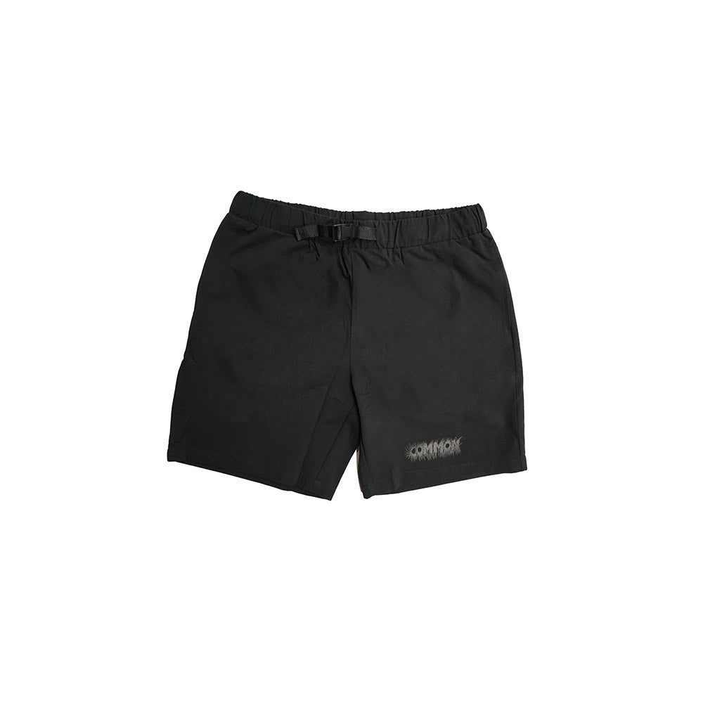 VINE NYLON SHORT (BLACK)