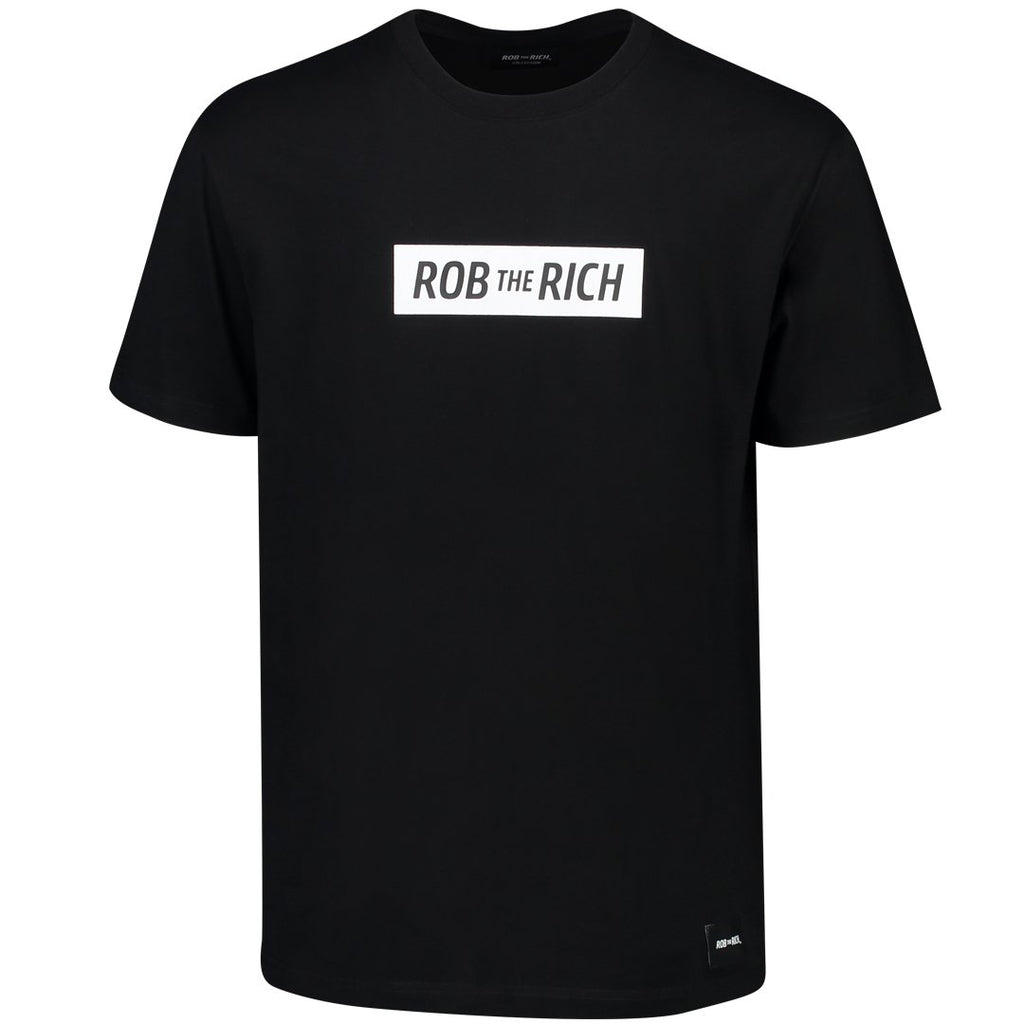 Never Boxed In Tee - Black