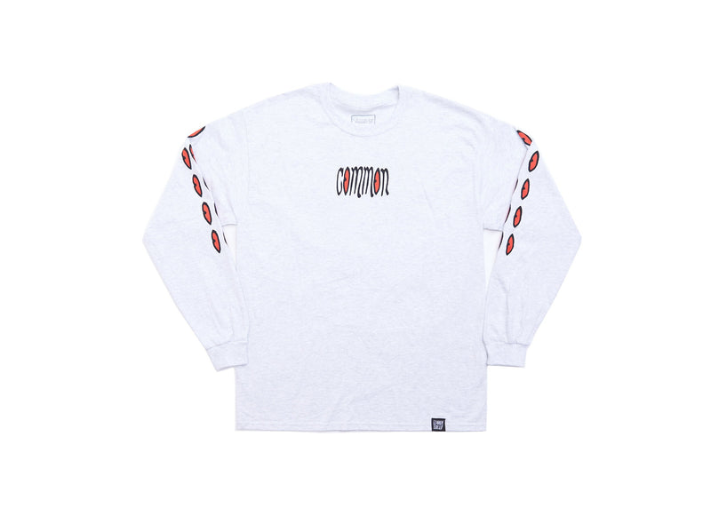 Bloodshot Long Sleeve Tee