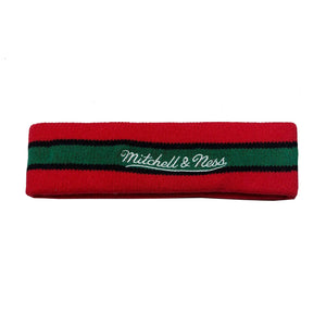 Mitchell & Ness Chicago Bulls Jacquard Team Headband