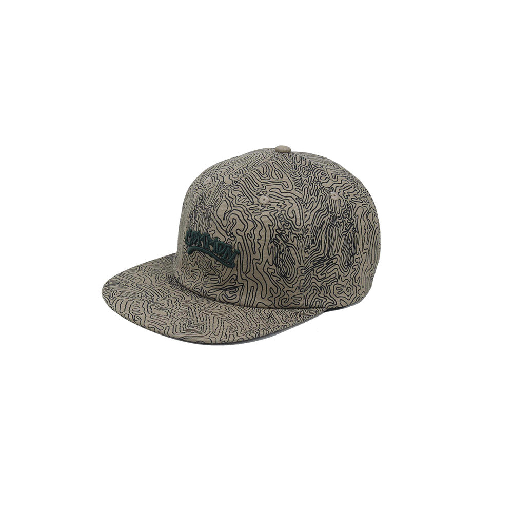 """INDAFIELD"" UNSTRUCTURED 6 PANEL (Tan)"