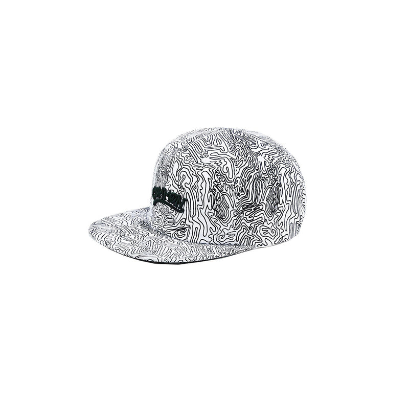 """INDAFIELD"" UNSTRUCTURED 6 PANEL (White)"