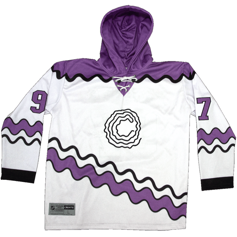 Hockey Jersey (White)