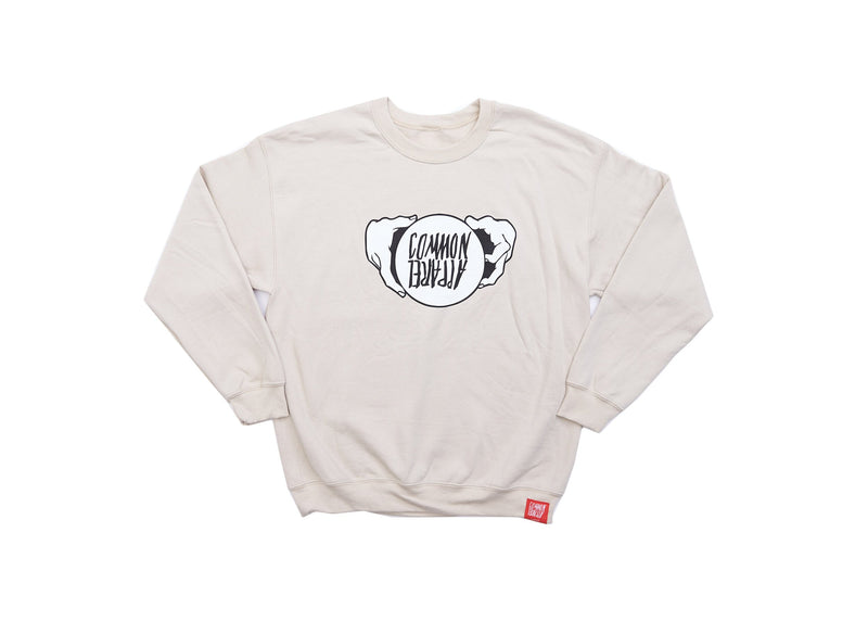 Crystal Ball x Common Crewneck