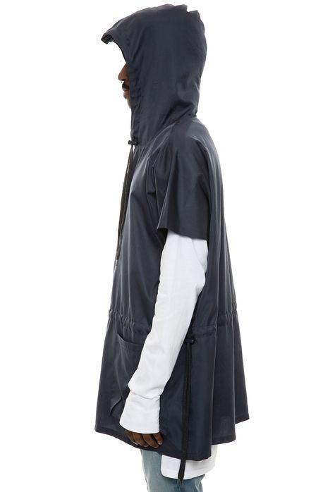 Assassins Dolman Windbreaker (Charcoal)