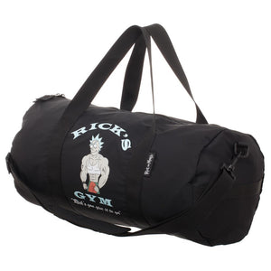 Rick And Morty Rick's Gym Duffle Bag