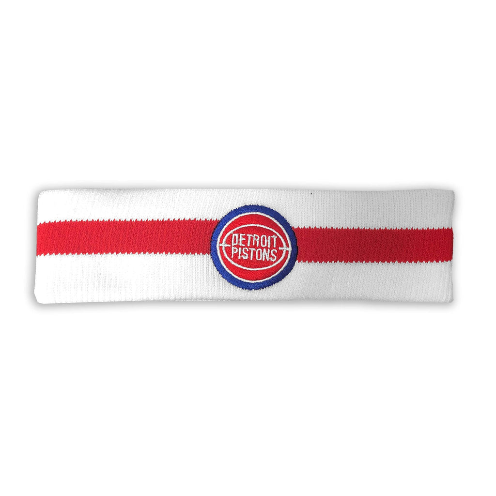 Mitchell & Ness Detroit Pistons Jacquard Team Headband