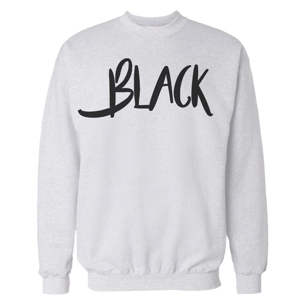 Colorless BLACK Sweatshirt