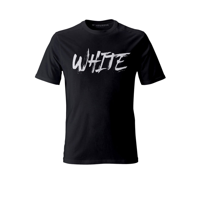 Colorless WHITE Tee