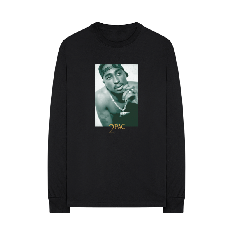 Long Sleeve Tee - Halftone Photo