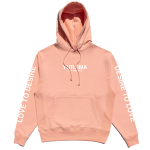 *EXCLUSIVE* Classic Logo Hoodie - Peach
