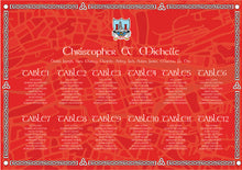 Cork GAA Table Plan