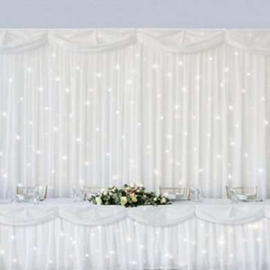 Fairylight Backdrop Hire