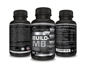 BUILD-MB MUSCLE BUILDER-ELITEsSUPP-ELITEsSUPP
